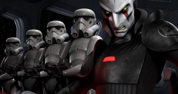 inquiz 585x309 10 STAR WARS Animated TV Shows Which Could Follow STAR WARS REBELS