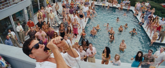 Leonardo DiCaprio and Margot Robbie Strip Down in New Images from The Wolf of Wall Street