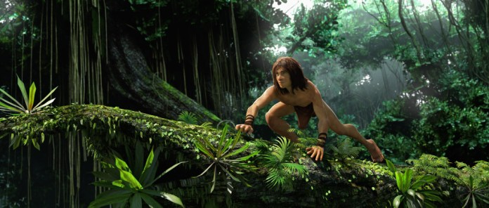 Trailer   Tarzan Returns to the Big Screen in 3D Motion Capture