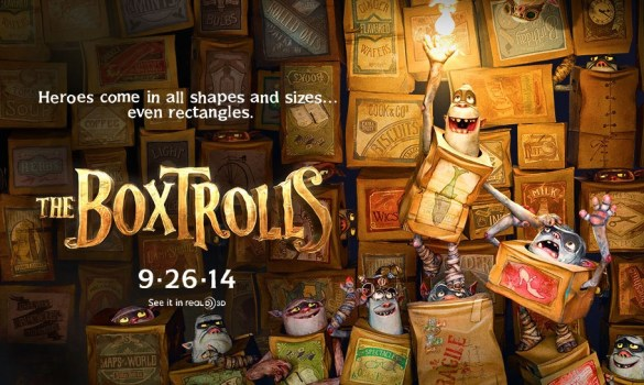 The Boxtrolls slice 585x350 LAIKA Studios Introduces New Trailer for The Boxtrolls