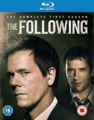 The Following1 510x650 Win The Following Season 1 on Blu ray