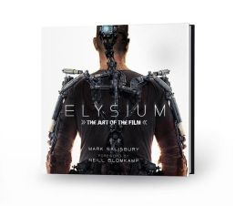 Elysium book Win Elysium and District 9 on Blu ray + The Art of Elysium