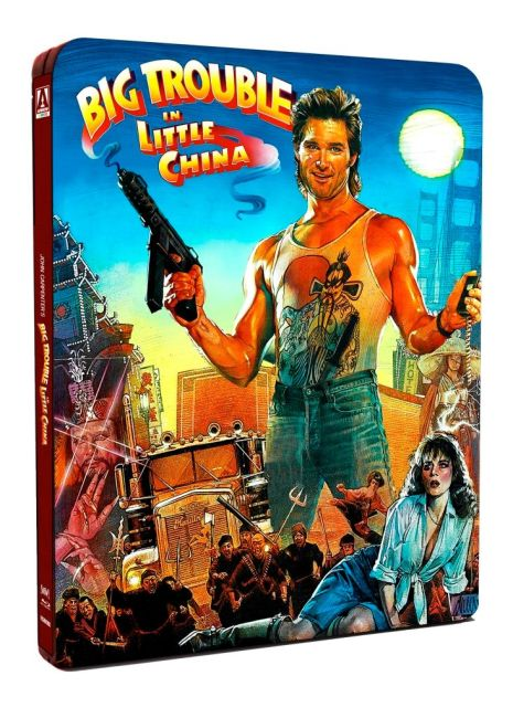 big trouble in little china 465x650 Big Trouble in Little China Blu ray Review