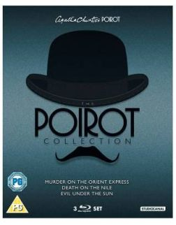 poirot box set