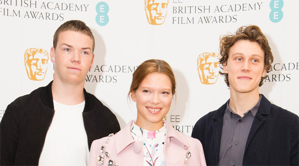 EE Rising star News About Dexter Fletchers Provenance Leaks Out at the EE BAFTA Rising Stars Nominations