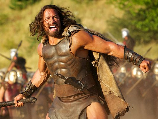 Hercules 2 First Official Images of Dwayne The Rock Johnson as Hercules