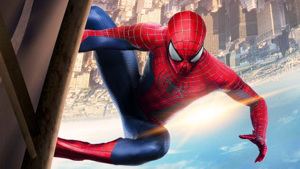 Spider Man 585x329 10 Things Wrong With The Amazing Spider Man 2