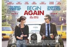 Begin Again UK Poster