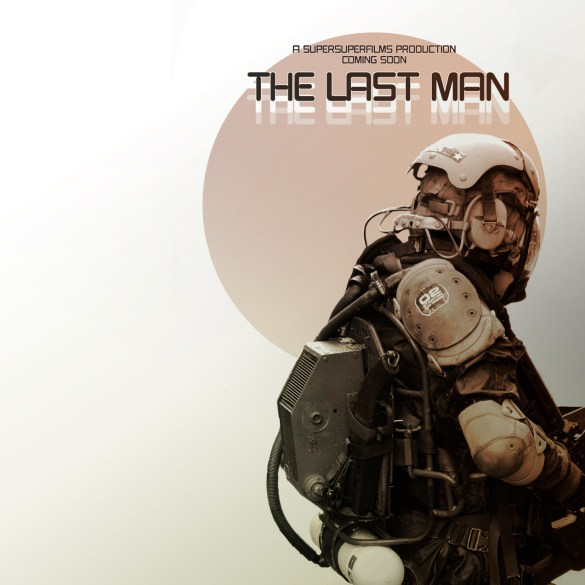 The Last Man alt poster 585x585 Intriguing Trailer and Posters for Gavin Rotherys Sci fi Short The Last Man
