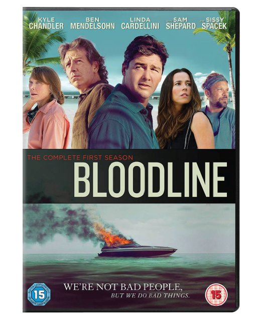 Bloodline Season 1 DVD