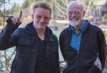 Bono & Eugene Peterson - Psalms
