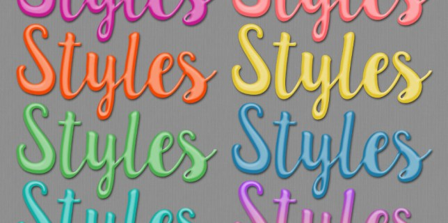 Free download ~ satin soft gloss layer styles ~ courtesy of hgdesigns.co