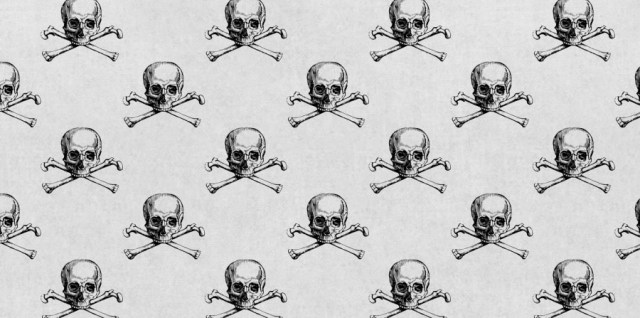 Free download ~ commercial use png skull and crossbones overlay ~ courtesy of www.hgdesigns.co