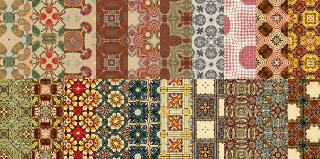 Free download ~ seamless tiling patterns in jpg and photoshop pat file format ~ courtesy of hgdesigns.co