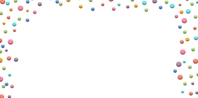 Free download ~ commercial use dotty png border ~ courtesy of hgdesigns.co