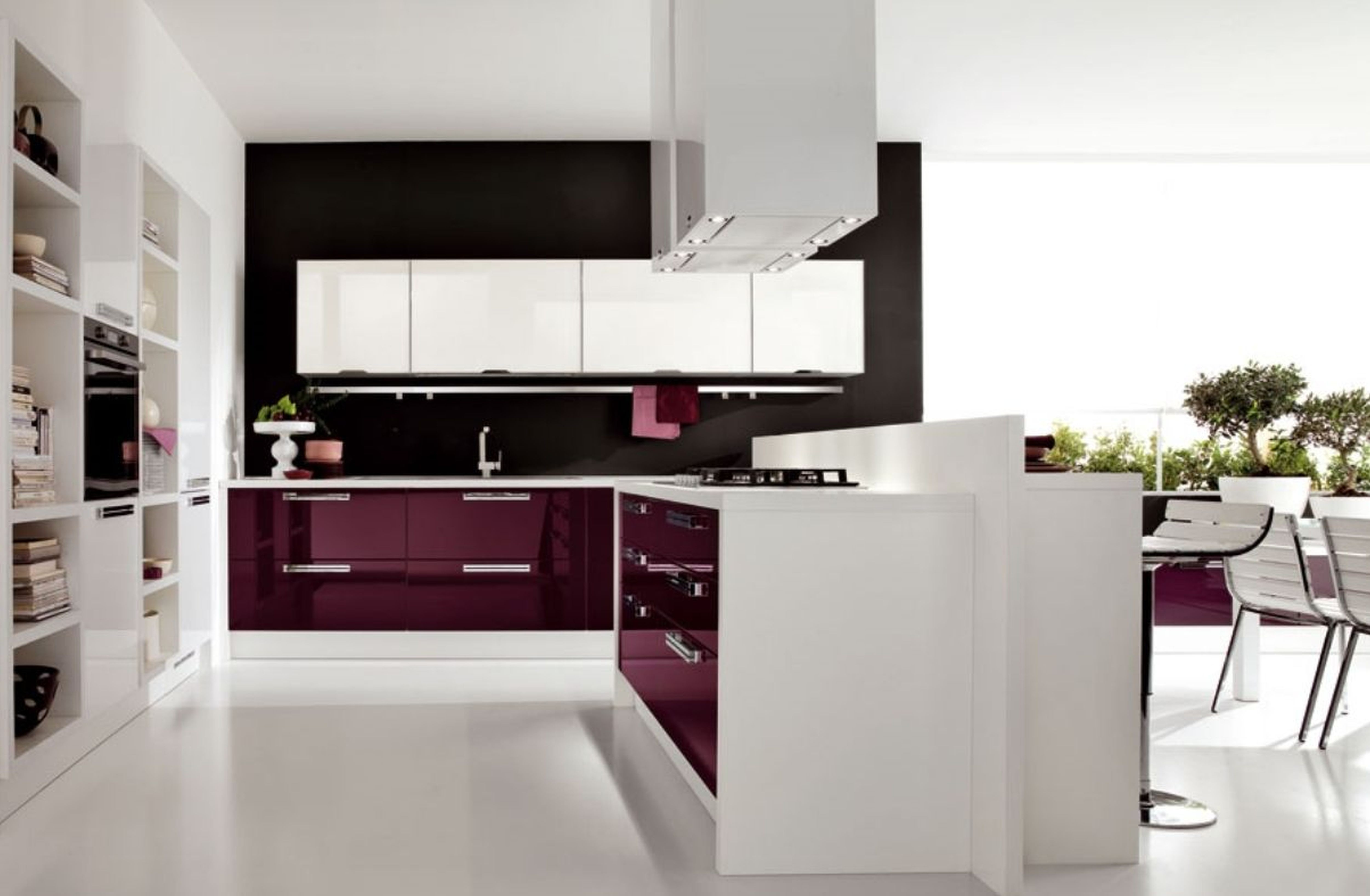 types of kitchen countertops materials modern kitchen countertops VIEW IN GALLERY modern laminate kitchen countertops with white cabinets and storage