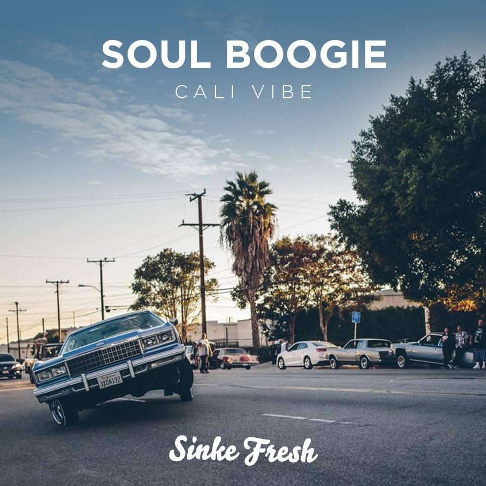 Sinke Fresh - Soul Boogie (Novi ljetni mixtape FREE)