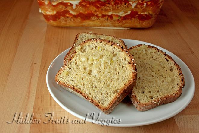 Millet-Chia Bread