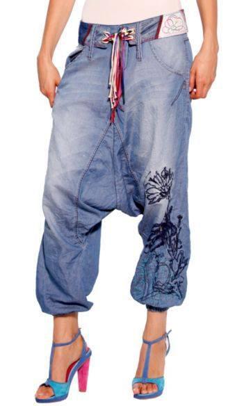 desigual jeans front
