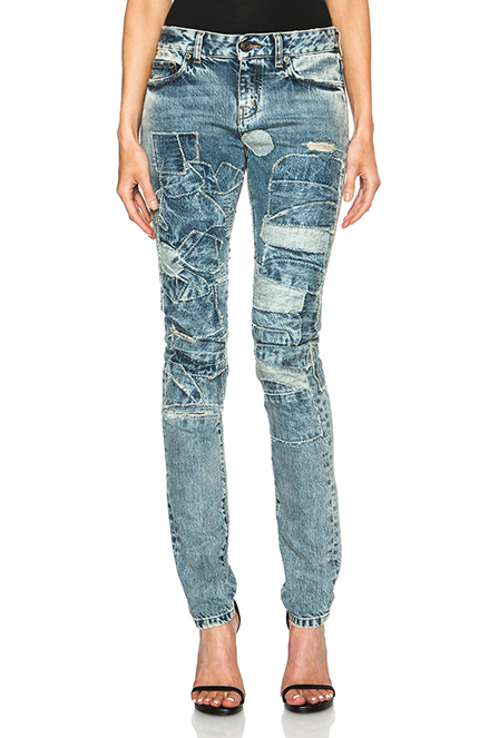 st laurent jeans