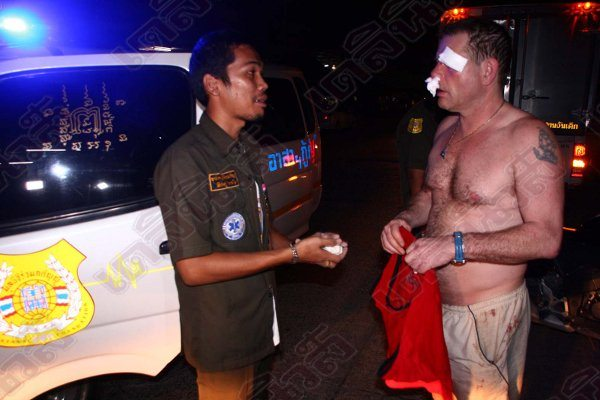 Pathum Thani Thailand  City new picture : Nederlandse man mishandeld in Pathum Thani Hier is Thailand.nl