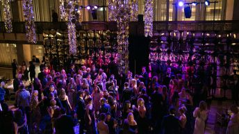At The School of American Ballet: A Night of Glamour, Elegance, and Fundraising