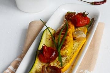 gegrillter-zucchini-mit-ziegenkaese
