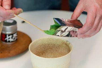 Tee Matcha Pulver