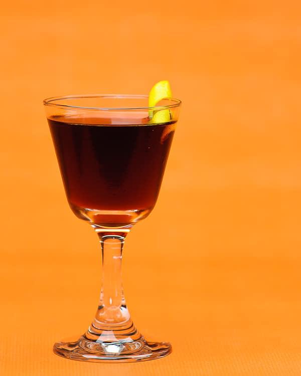 Hanky Panky Cocktail