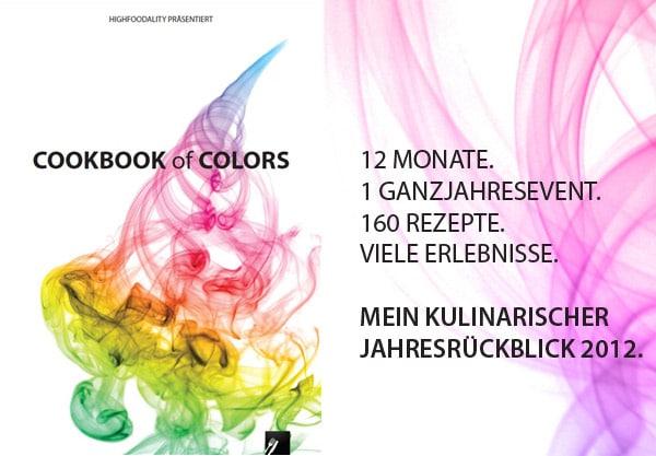 Kulinarischer Jahresrückblick 2012