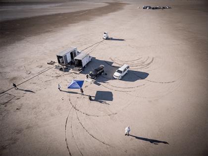 Drone Crew Wilcox, AZ