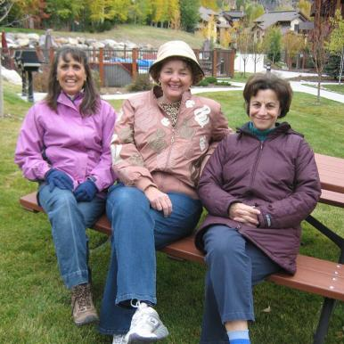 Martha, Judy, Nora