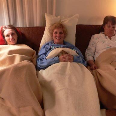 Diane, Sheryl, Lynne
