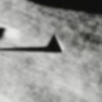 The Hubble Pyramid on the Moon image...