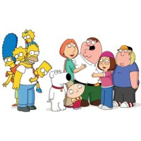 The Simpson Guy: The Family Guy and Simpsons Crossover Episode...