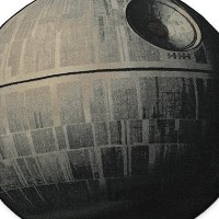The Star Wars Death Star Rug...
