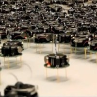 Kilobot Collective Behaviours, Programmable Swarms Learn New Tricks...