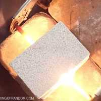 The Power of a Mini Arc Furnace, Metal Melting Madness…