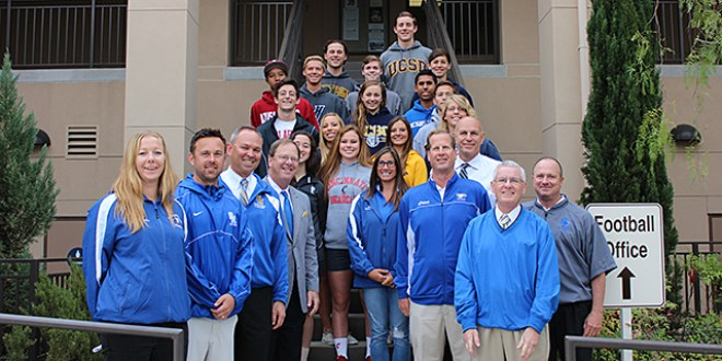 Santa Margarita Athletes Sign Letters of Intent on NCAA Signing Day