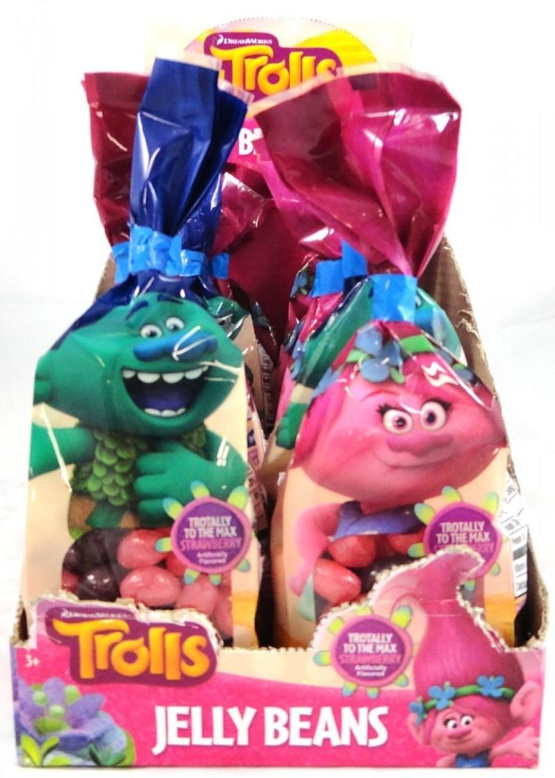 Large Of Trolls Easter Basket