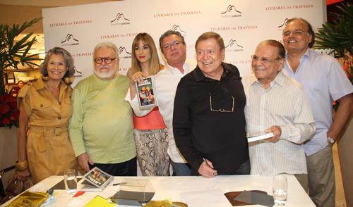 Boni-Gisella e Ricardo Amaral Ana Furtado e Boninho Boni Pitanguy e Helcius Pitanguy