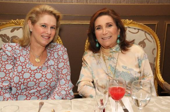 bsGlória Severiano Ribeiro e Ruth Niskier
