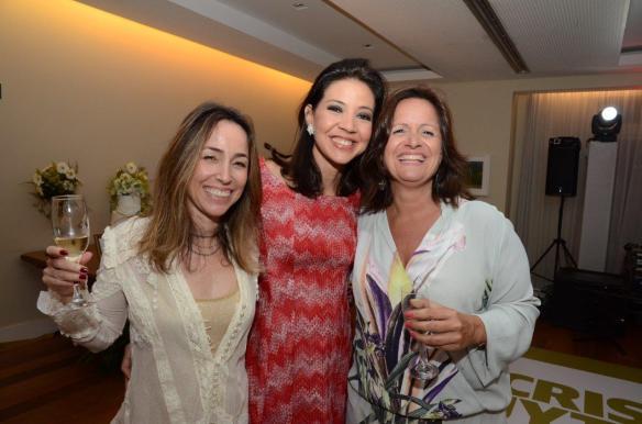jnMonica Prinzac, Astrid Pereira e Francisca Nacht