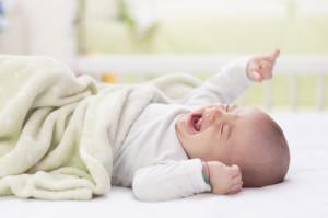 Baby schreit Einschlafen