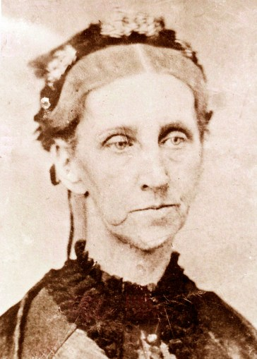 Amanda (Walker) Hill, wife of William L. Hill