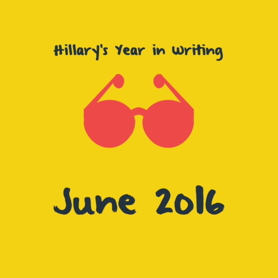 June 2016: Words are busting out all over!
