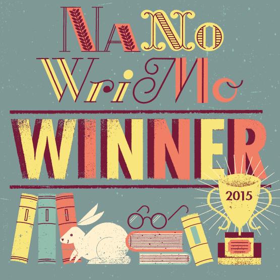 My NaNoWriMo 2015 Debriefed