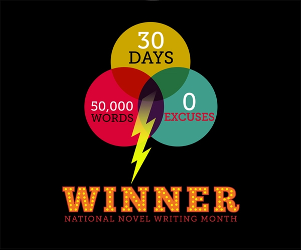 "30,000 words & the ""Get this novel out of my face"" stage: A NaNoWriMo Pep Talk"