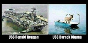 OBAMA SHIP