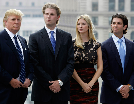 TRUMPS CHILDREN 2